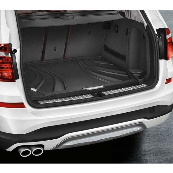 BMW Multifunction Fitted Luggage Compartment Mat